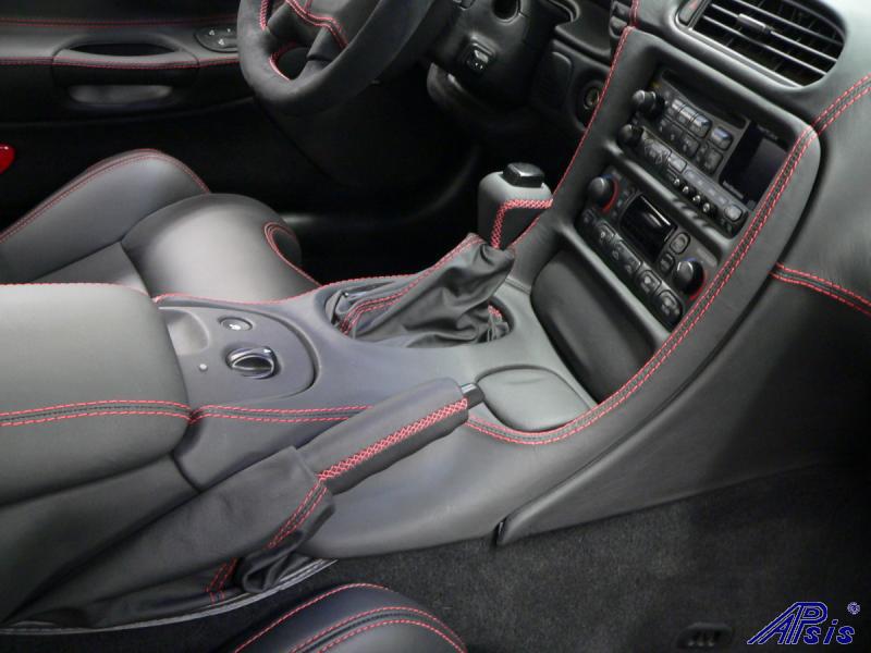 Apsis Mercedes Wood Trims