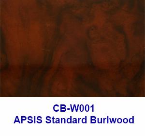 1-Apsis Standard Burl -1