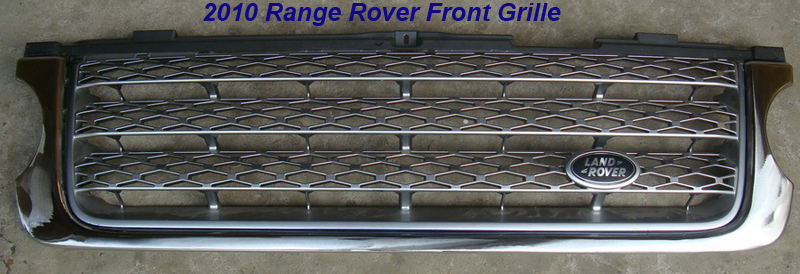 2010 Range Rover Front Grille-1