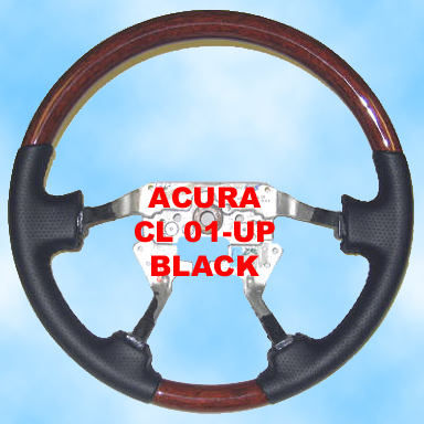 Acura CL 01-UP Black