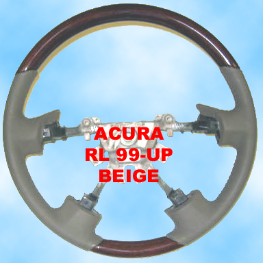 Acura RL 99-UP Beige