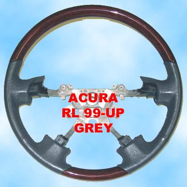 Acura RL 99-UP Grey