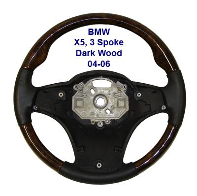 BMW X5-3 Spoke w-o splitt at bottom-dark wood 04-06-1-done