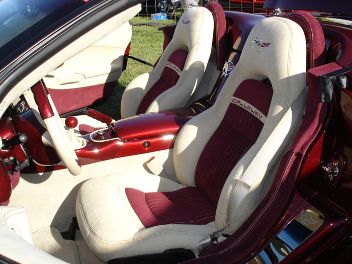 C5 50th anniversary-seat cover-1
