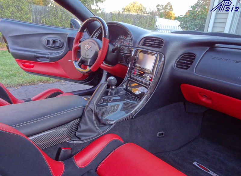 C5 Carbon Interior + D-Type SW-installed-from bill martinson-2