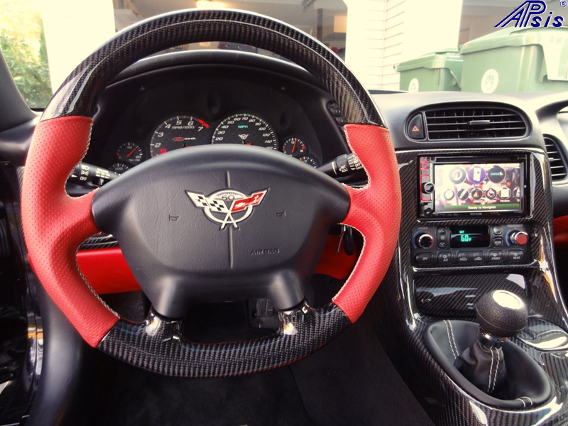 C5 Carbon Interior + D-Type SW-installed-from bill martinson-5