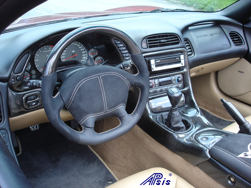 C5 Carbon Interior Package w-SW-from driver side-1
