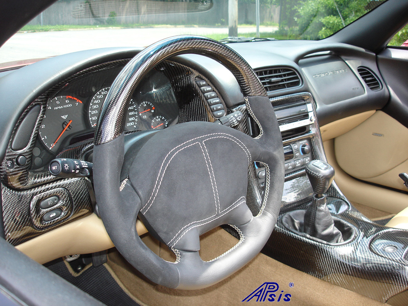 C5 Carbon Interior Package w-SW-from driver side-2