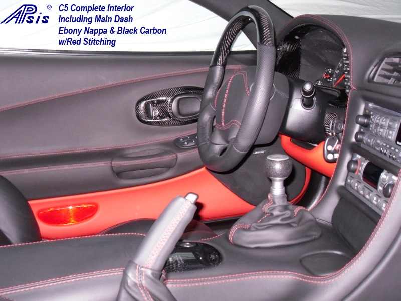 C5 Complete Interior-installed-17