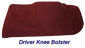 C5 Driver Knee Bolster - 280