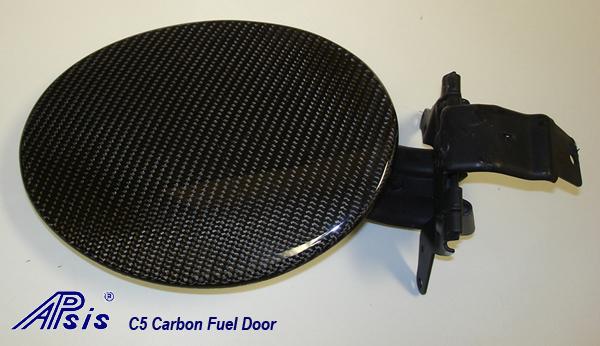 C5 Fuel Door-CF-individual-1