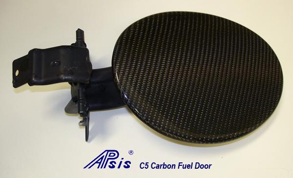 C5 Fuel Door-CF-individual-2