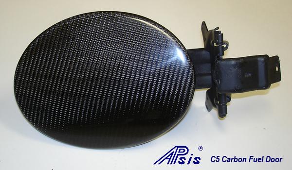 C5 Fuel Door-CF-individual-3