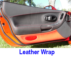 C5 Leather Wrap