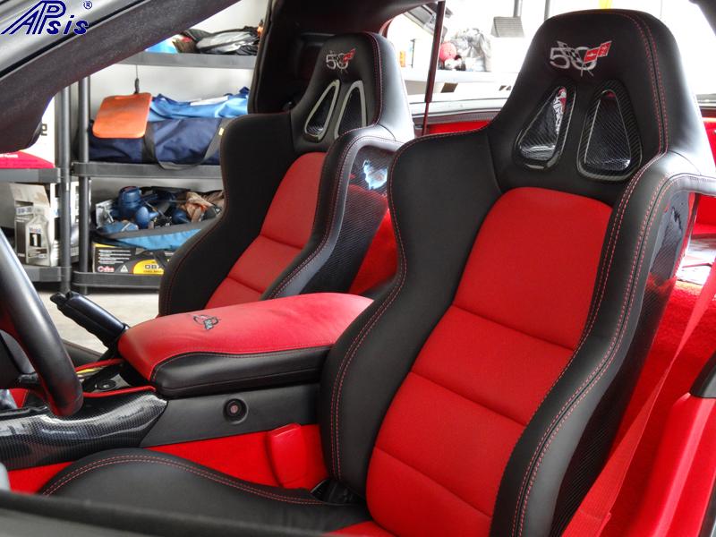 C5 SuperDeluxe Seat w-CF panel-EB+TR-1