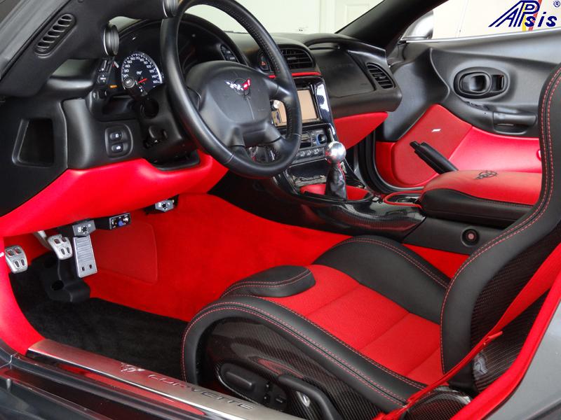 C5 SuperDeluxe Seat w-CF panel-EB+TR-2