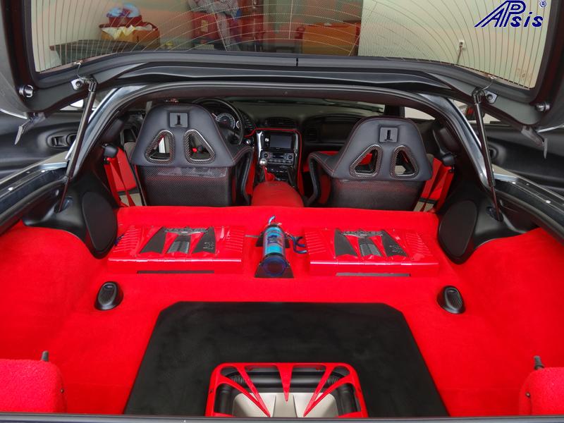 C5 SuperDeluxe Seat w-CF panel-EB+TR-4