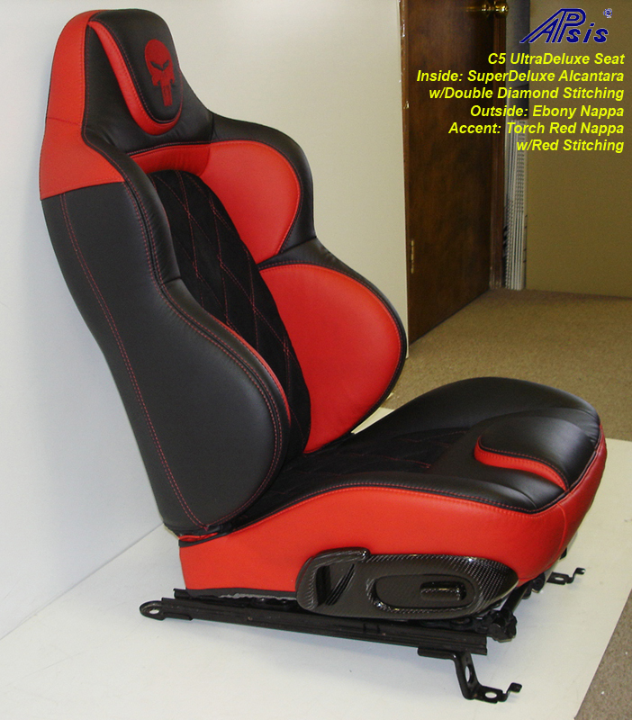 C5 UltraDeluxe Seat-EB+TR w-punisher-pass-side view-4
