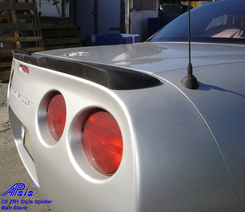 C5 ZR1 Style Spoiler-finished prototype-full-3