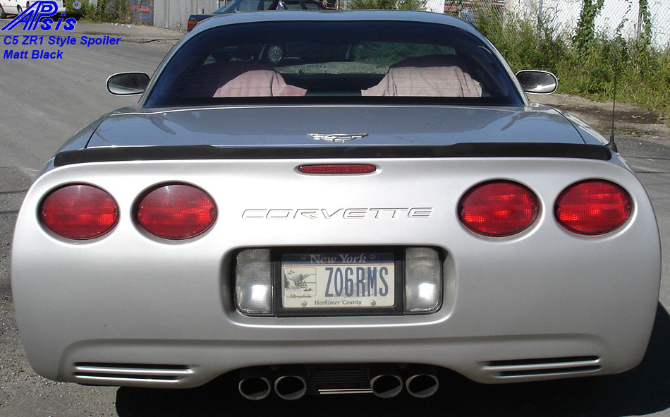 C5 ZR1 Style Spoiler-finished prototype-full-5-best