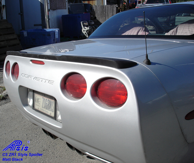 C5 ZR1 Style Spoiler-finished prototype-full-8