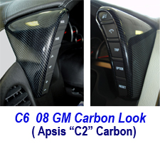C6 08 GM Carbon Look
