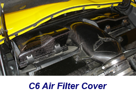 C6 Air Filter Cover-1 275