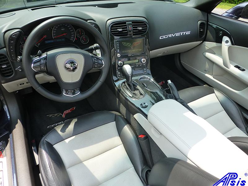 C6 Airbag Cover-EB+TI w-ti-installed-1