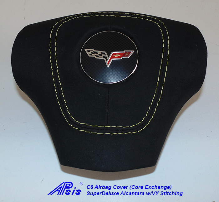 C6 Airbag Cover-core exchange-SA w-VY-1