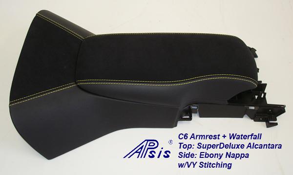 C6 Armrest+Waterfall-SA+EB w-vy stitching-individual-2