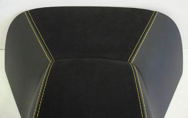 C6 Armrest+Waterfall-SA+EB w-vy stitching-individual-4 close shot