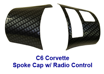 C6 C3 Carbon-Spoke Cap w-Radio Control-invidual-right side-1-done