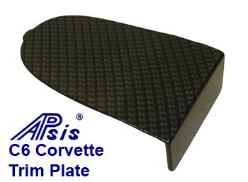 C6 C3Carbon-Trim Plate-plain-1-done