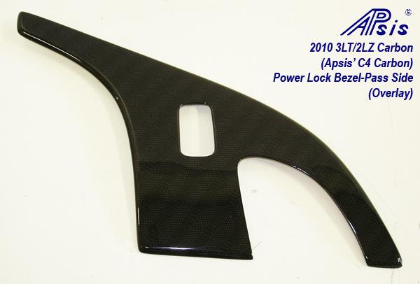 C6 C4CF-power lock bezel w-memory seat-3-pass