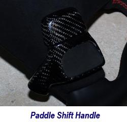 C6 CF Paddle Shift Handle 250