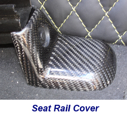 C6 CF Seat Rail Cover-installed-1 crop 250