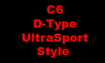 C6 D-Type UltraSport Style