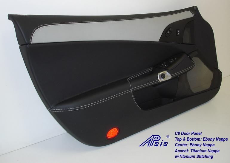 C6 Door Panel-EB+TI Accent on top-driver-individual-2 w-flash