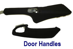 C6 Driver & Pass Door Handles 250