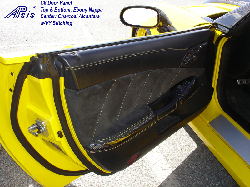 C6 EB+AL w-yellow stitching-harolds car-driver-1 harolds car