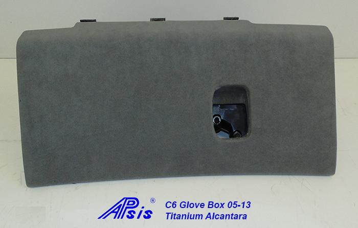 C6 Glove Box-titanium alcantara-1