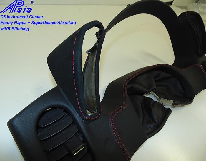 C6 Instrument Cluster-EB+SA w-vr stitching-4