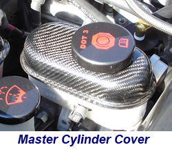 C6 Master Cylinder Cover-1 250