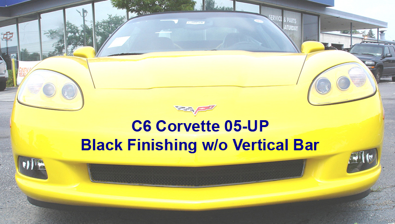 C6 Mesh Grille-black finishing-no vertical bar-yellow car-1-crop-850x481