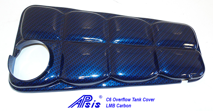C6 Overflow Tank Cover-LMB Carbon-1