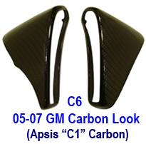 C6 Overlay Carbon-Speedo Corners combo-GM 05-07 carbon-205x174