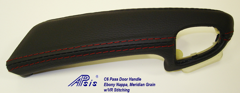 C6 Pass Door Handle-bentley w-vr stitching-1