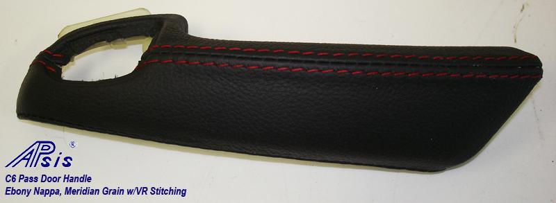 C6 Pass Door Handle-bentley w-vr stitching-2
