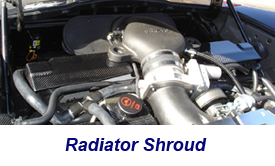 C6 Radiator Shroud-1 275