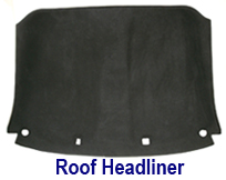 C6 Roof Headliner in Alcantara  250